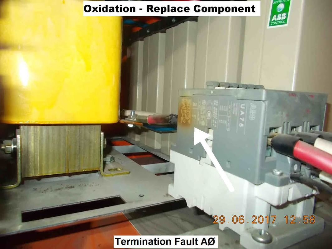 Oxidation-Replace Component